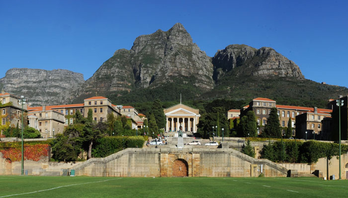 UCT part time undergraduate degrees