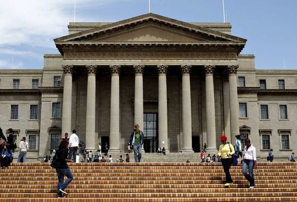 Admission requirements for Wits university