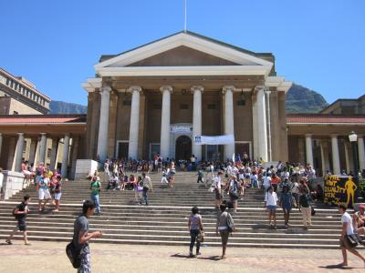 2021 Applications at University of Cape Town (UCT)