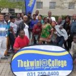 Register and Apply Online to study at Thekweni City (FET) College for 2021