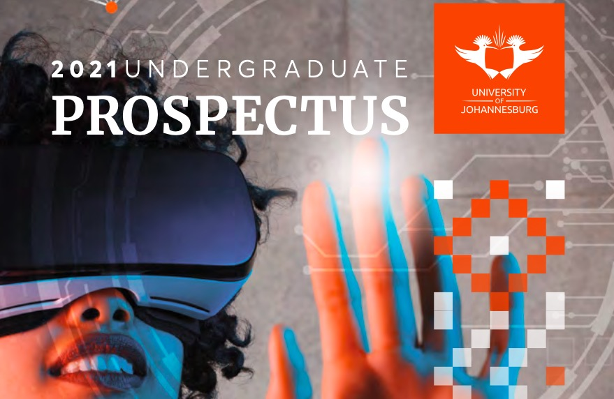 UJ 2021 Prospectus for 2021 (pdf online Download)