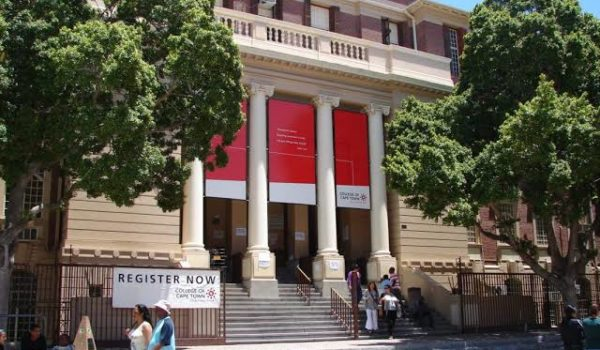 College of Cape Town Application