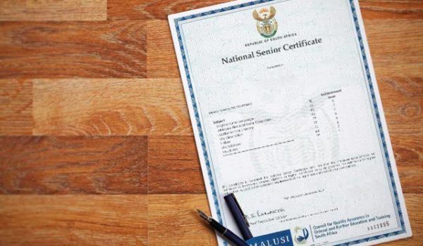 matric higher certificate