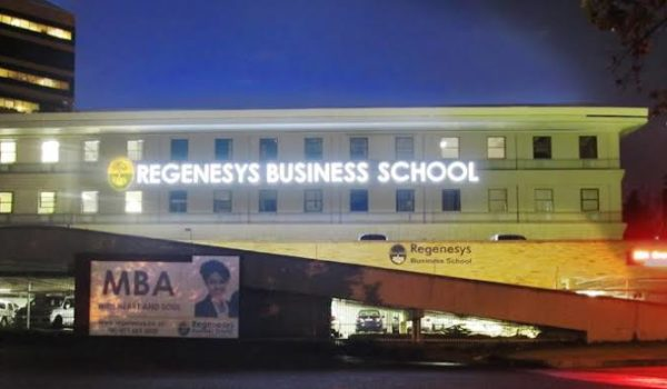 regenesys business school courses
