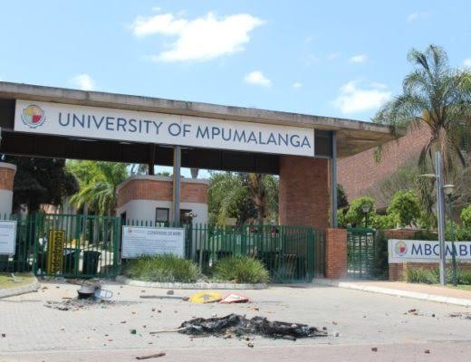 University of Mpumalanga Late Application 2020