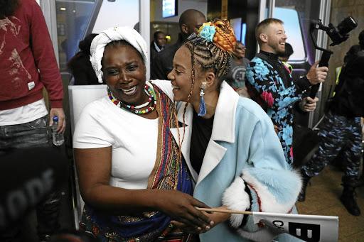Sho Madjozi parents